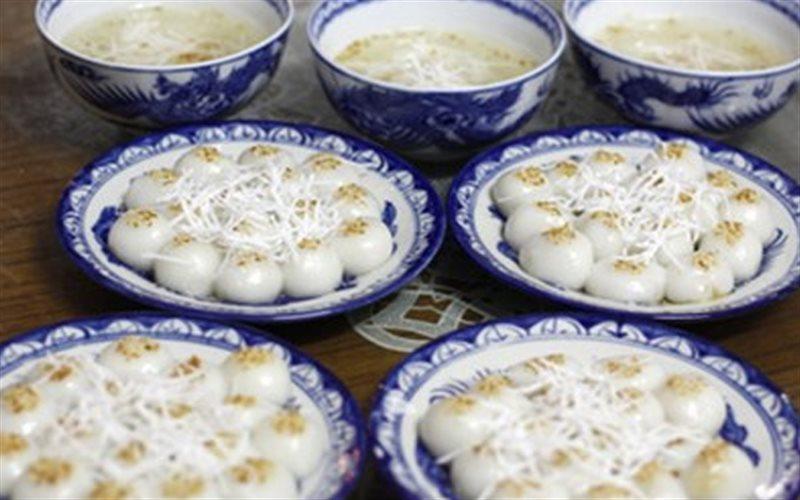 Cách làm Bánh Trôi Nước miền Nam thơm ngon cho Tết Hàn thực