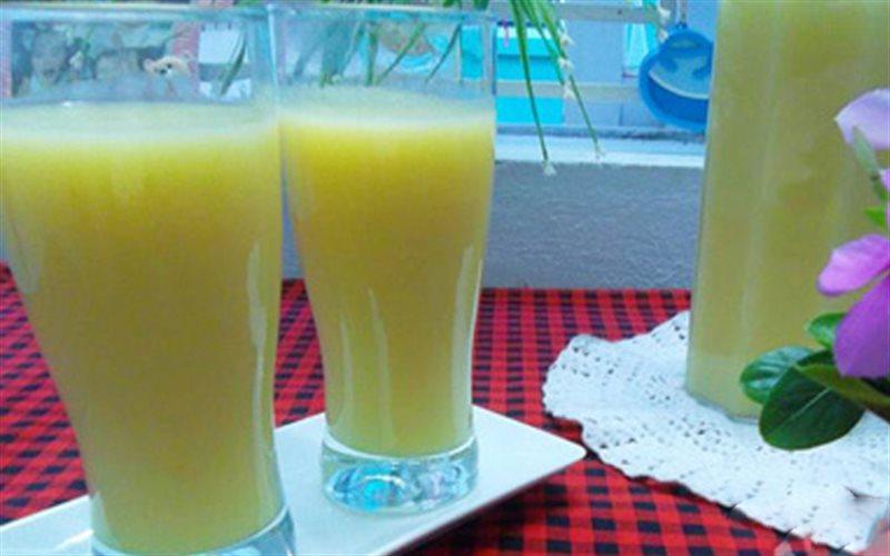 Cách làm Sữa Đậu Xanh bằng máy xay sinh tố, siêu thơm ngon
