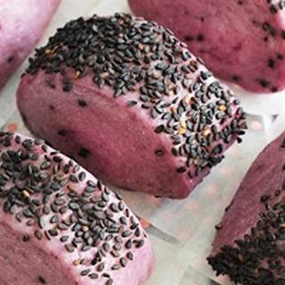 Cách Làm Bánh Bao Khoai Lang Tẩm Mè Ngon Miệng