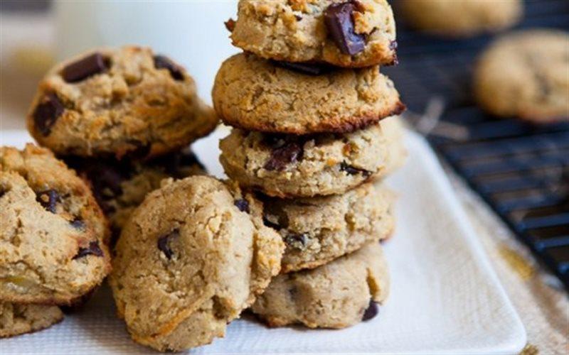 Cách làm Bánh Quy Chuối Dừa Và Chocolate Đặc Biệt