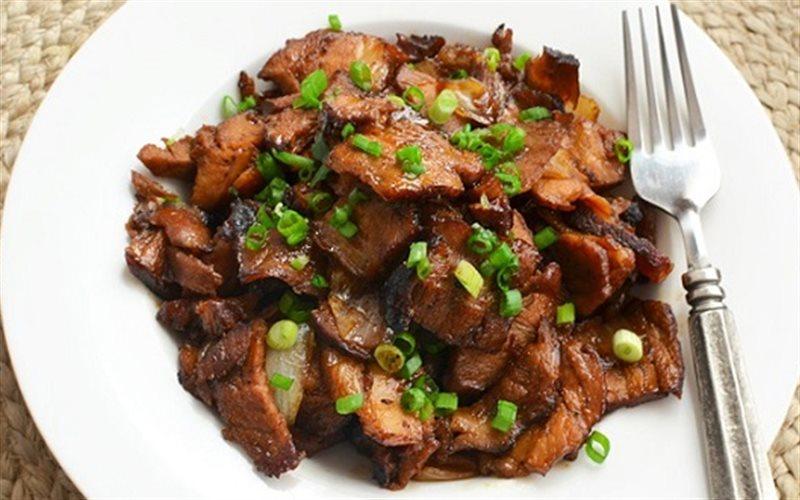 Cách Làm Thịt Heo Sốt Caramel Thơm Lừng Đơn Giản