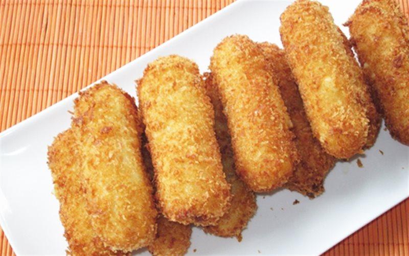 Cách làm bánh khoai tây phô mai