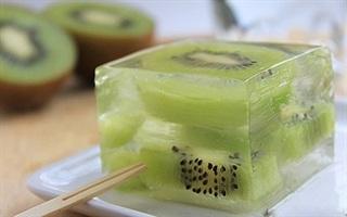 Thạch kiwi