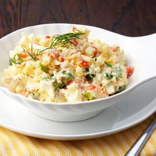 Cách làm Salad Cua Tươi mới lạ, hương vị vô cùng ngon miệng