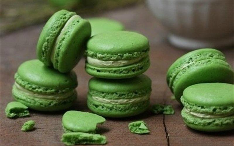 Cách Làm Macarons Trà Xanh Đảm Bảo Thành Công