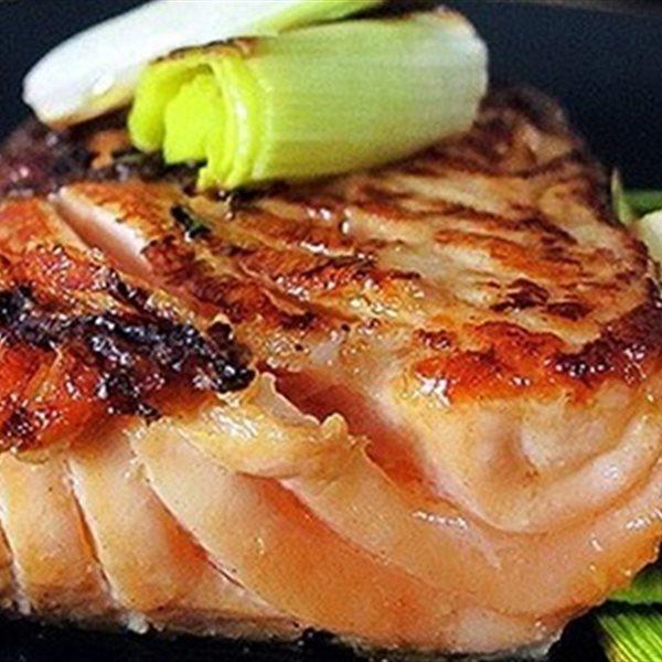 Các món ăn mặn có hương thơm từ gừng