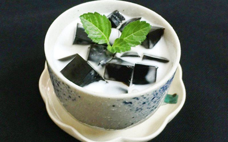 Cách làm Thạch Sương Sáo Nước Cốt Dừa ngọt mát cho ngày hè