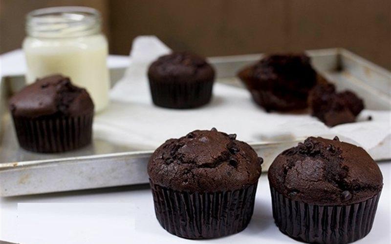 Cách Làm Muffin Chocolate Ngọt Ngào, Thật Quyến Rũ