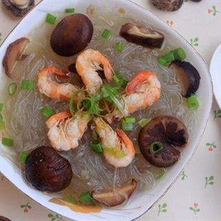 Cách Làm Miến Nấu Tôm Tươi Ăn Ngon Để Thay Cơm