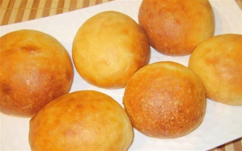 Cách Làm Bánh Mì Khoai Tây Nướng Cực Thơm Ngon