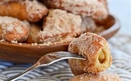 Các loại bánh táo ngọt được làm từ trái táo
