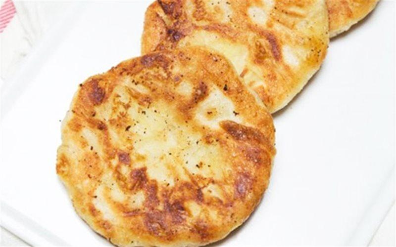 Cách làm Bánh Nhân Khoai Tây Chiên để dành ăn vặt cực đã