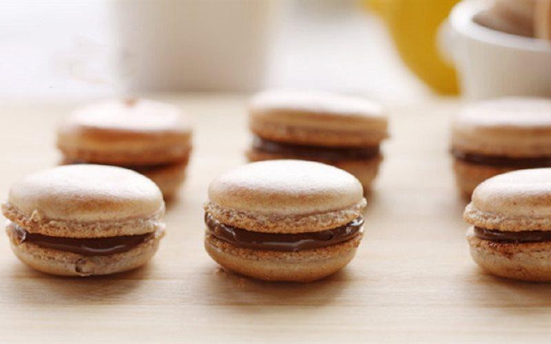 Cách Làm Bánh Macaron Cà Phê Thơm Ngon Chuẩn Vị