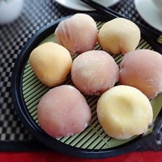 Cách Làm Bánh Trung Thu Kem Lạnh Kiểu Nhật Bản
