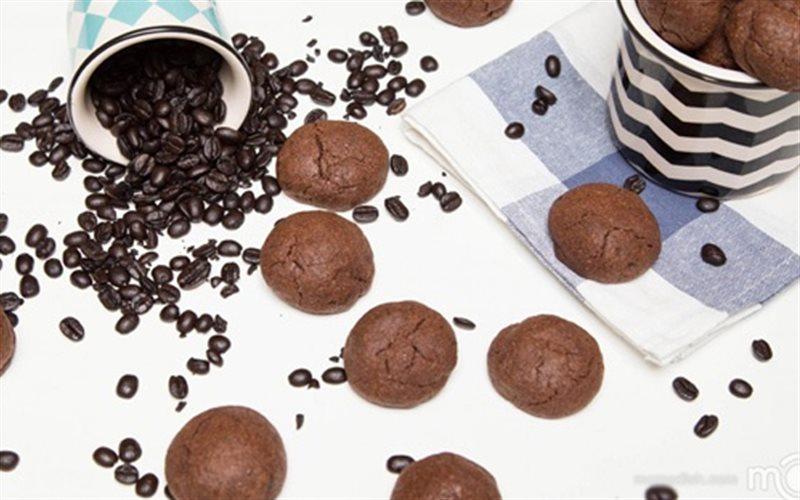 Cách Làm Bánh Quy Chocolate Cà Phê Ngon Miệng