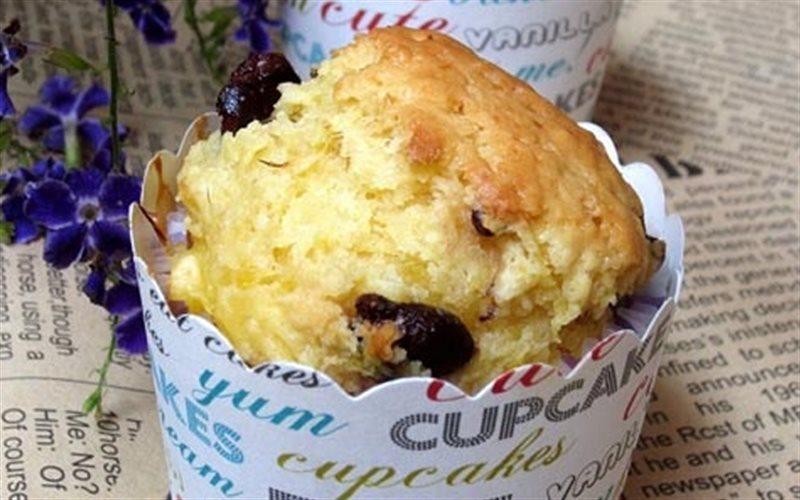 Cách Làm Bánh Muffin Cam Và Chocolate Cực Ngon