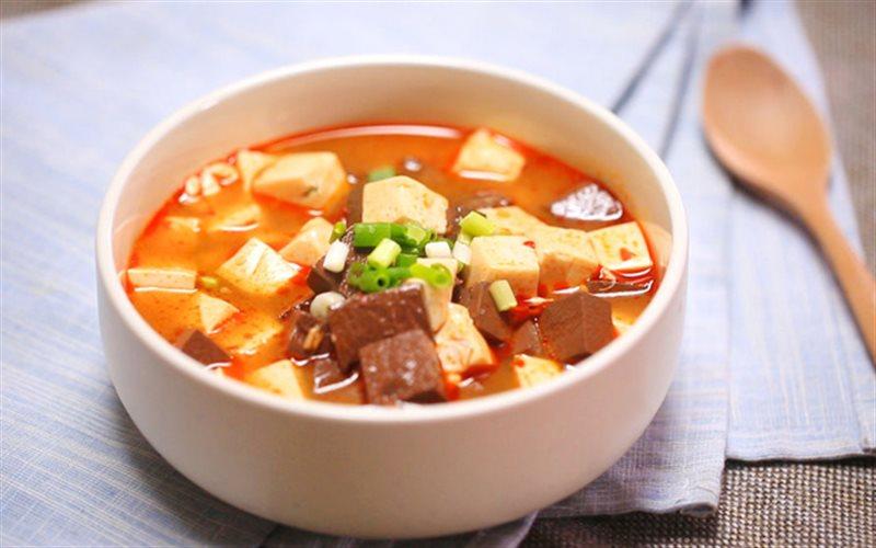 Cách Làm Canh Tiết Nấu Đậu Hũ Cho Ngày Se Lạnh