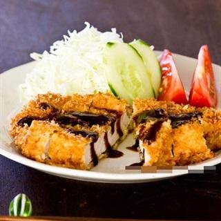 Cách Làm Thịt Heo Chiên Xù Nhật Bản - Tonkastu