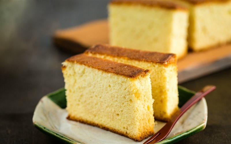 Cách làm Bánh bông lan cam