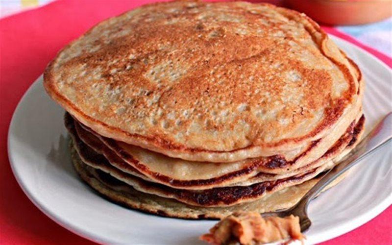 Cách làm Pancake Chuối đơn giản và thơm ngon, cho bé ăn vặt
