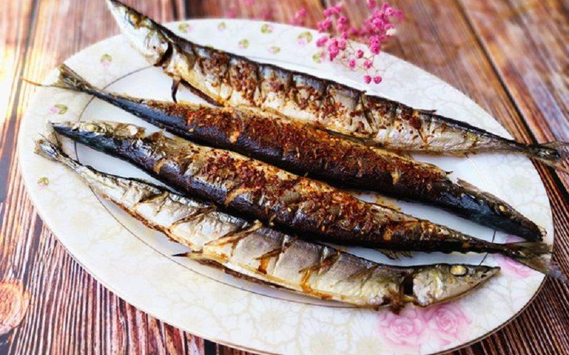 Cách làm cá thu đao nướng cay thơm