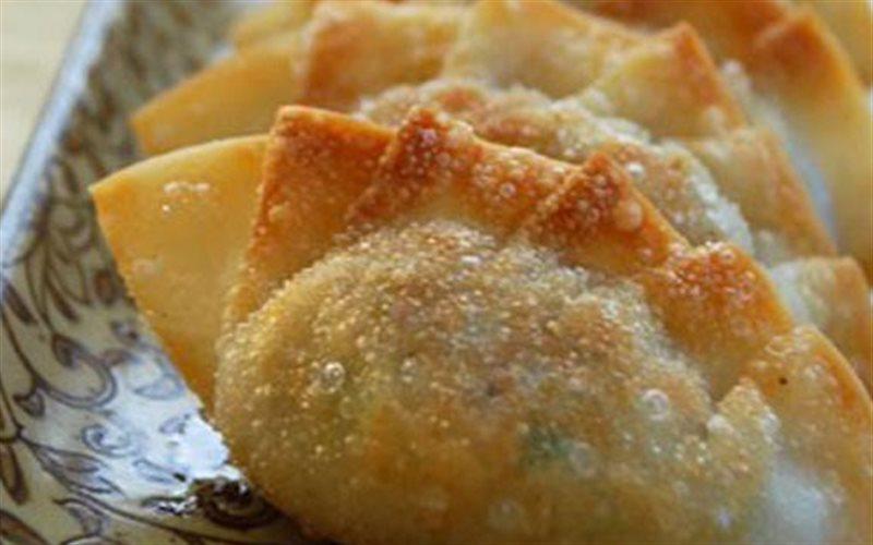 Cách làm bánh mandu chiên Hàn Quốc