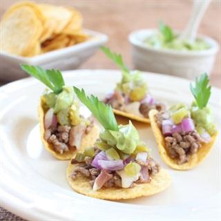 Cách làm Taco thịt bò kiểu Mexico