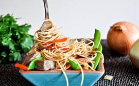 Mì Ý - Spaghetti