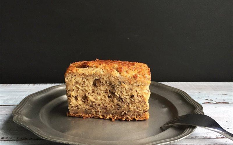 Cách Làm Bánh Bông Lan Chuối Không Béo Cực Ngon