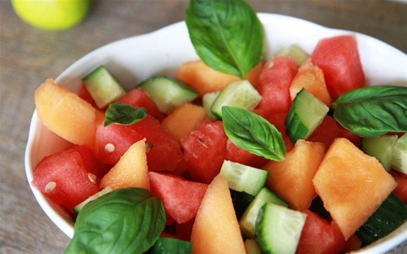 Cách làm Salad Hoa Quả thơm ngon giảm cân hiệu quả