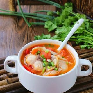 Cách làm Canh Cá Nấu Chua thơm hương gừng cực ngon cơm