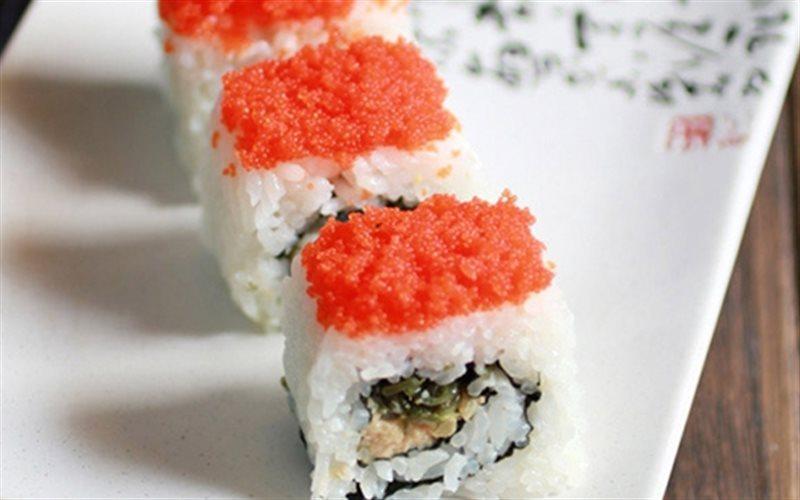 Cách Làm Sushi Trứng Tôm Đơn Giản Ngon Chuẩn Vị