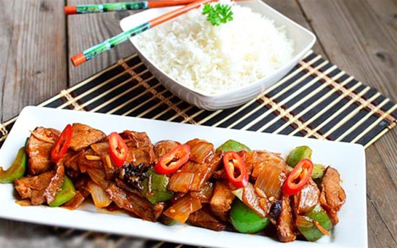 Cách Làm Thịt Heo Xào Tiêu Thơm Đậm Đà, Ngon Cơm