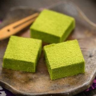 Cách làm chocolate truffle vị trà xanh