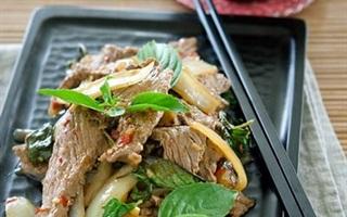 Các món bò xào thơm ngon chống ngán