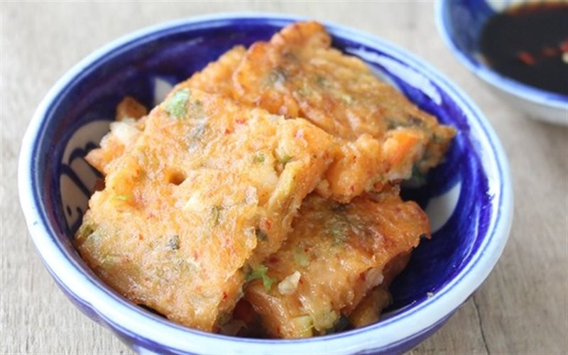 Cách Làm Bánh Kim Chi Chiên Giòn Cực Thơm Ngon