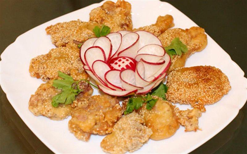 Cách Làm Thịt Vịt Tẩm Mè Mới Lạ Thơm Ngon Đơn Giản