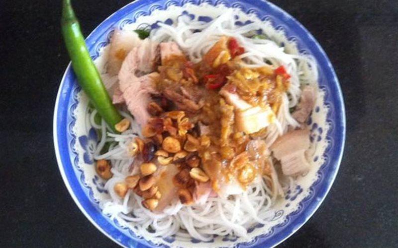 Cách Làm Bún Mắm Nêm Thịt Heo Ngon Cho Bữa Sáng