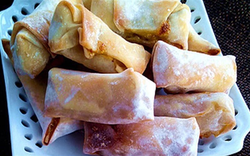 Cách Làm Bánh Há Cảo Chuối Thơm Ngon, Giòn Rụm