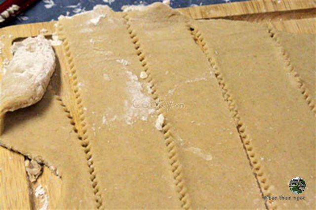 Bánh quy bơ quế