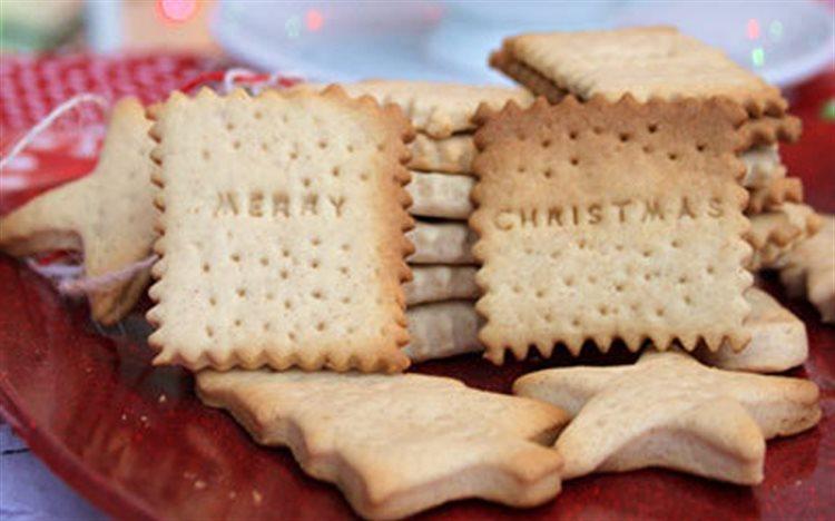 Cách làm bánh quy bơ quế