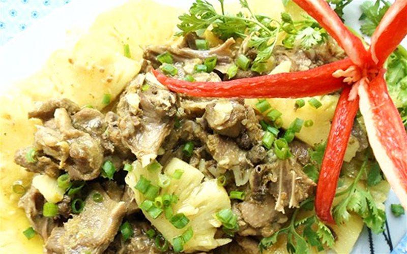 Cách Làm Thịt Vịt Nấu Thơm Đậm Đà Cho Bữa Cơm