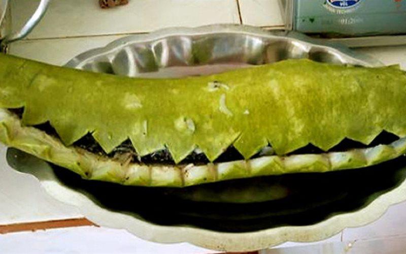 Cách làm cá lóc hấp bầu ngọt béo