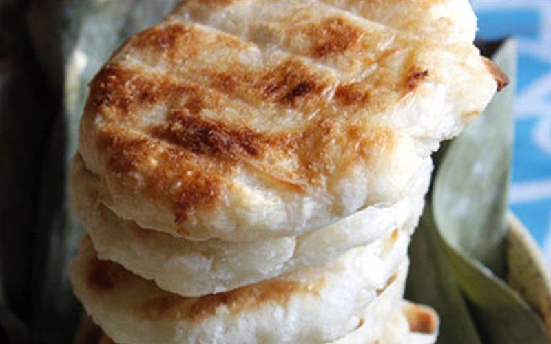 Cách làm Bánh Khoai Mì nướng nước cốt dừa thơm ngon