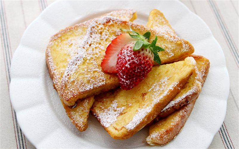 Cách Làm Bánh Mì Nướng Kiểu Pháp Cực Thơm Ngon