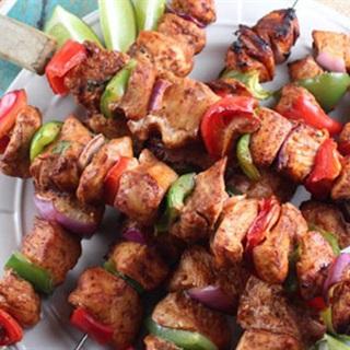 Cách Làm Thịt Gà Nướng Xiên Sốt Chanh Cho Bữa Tiệc
