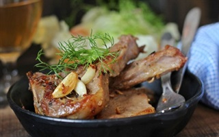 Pork and minced pork