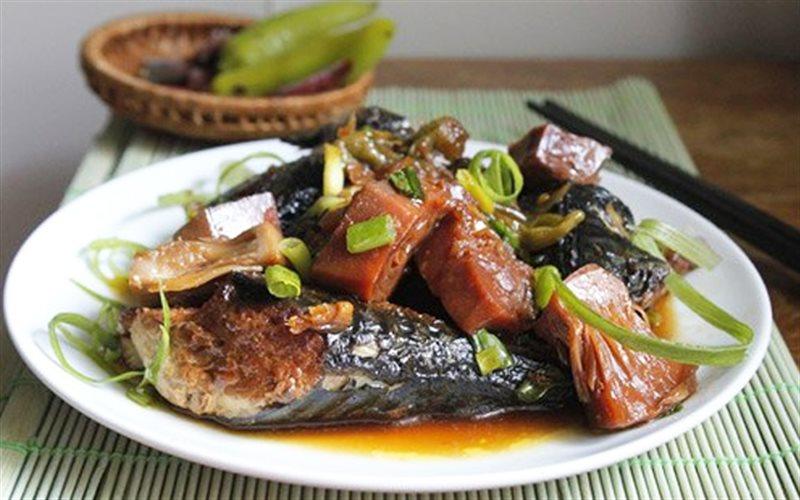 Cách Làm Cá Kho Mít Non Đổi Món Bữa Cơm Mỗi Ngày