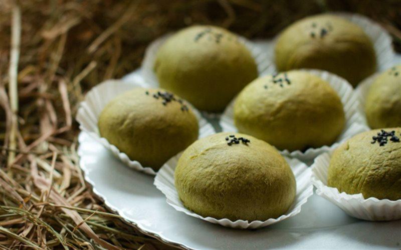 Cách làm Bánh Mì Trà Xanh lạ miệng và thơm ngon cho cả nhà