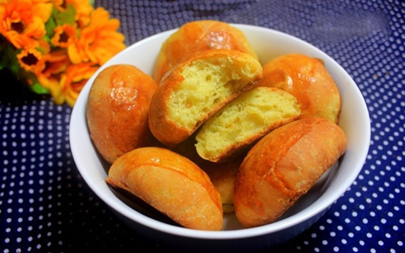 Cách Làm Bánh Khoai Lang Nướng Ngon, Dễ Thực Hiện